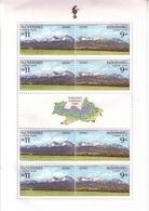 SLOWAKEI MI-NR. 337-338 POSTFRISCH(MINT) KLEINBOGEN EUROPA 1999 - NATUR- Und NATIONALPARKS - Europa-CEPT