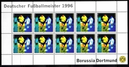 DEUTSCHLAND MI-NR. 1879 POSTFRISCH(MINT) KLEINBOGEN DEUTSCHER FUSSBALLMEISTER BORUSSIA DORTMUND - Fussball