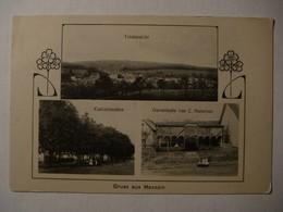 Gruss Aus Maxsain.Multiview .1911 - Non Classés
