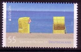 DEUTSCHLAND MI-NR. 2933 POSTFRISCH(MINT) EUROPA 2012 SOMMERFERIEN IN DEUTSCHLAND STRANDKORB - Europa-CEPT
