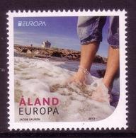 ALAND MI-NR. 358 POSTFRISCH(MINT) EUROPA 2012 - BESUCHE STRAND - Europa-CEPT