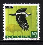 POLEN MI-NR. 3763 POSTFRISCH(MINT) EUROPA 1999 - NATUR- Und NATIONALPARKS SPECHT - Europa-CEPT