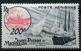 Saint Pierre Et Miquelon  TB Série N° YVERT PA 20 Neuf ** - Unused Stamps