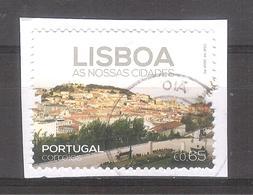 Portugal 2016 - Lisboa-Serie As Nossas Cidades - 1910 - ... Repubblica