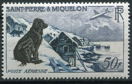 Saint Pierre Et Miquelon  TB Série N° YVERT PA 24 Neuf ** - Unused Stamps