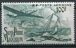 Saint Pierre Et Miquelon  TB Série N° YVERT PA 19 Neuf ** - Unused Stamps