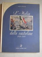 """Libro/book/livre """"L'Italia Delle Cartoline - 1848/1919"""" Di Mario Donadei - Collectors Manuals"""