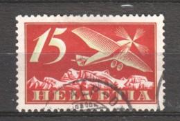 Switzerland 1923 Mi 179 Canceled - Poste Aérienne
