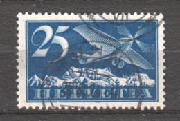 Switzerland 1923 Mi 180x Canceled - Poste Aérienne