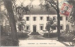 CPA Cambodge Pnom-Penh Hôpital Mixte - Kambodscha