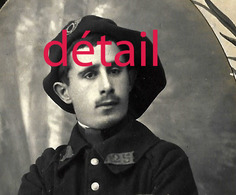 Grande CDV (Cabinet) Chasseur Alpin Du 25e R- Photo Rasse à Nogent Le Rotrou - War, Military