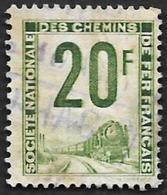PETITS COLIS  1944 -  YT  11 -  20f    - Cote 1.50e - Colis Postaux