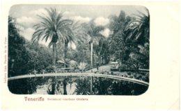 TENERIFFE - Botanical Gardens Orotava - Tenerife