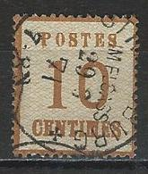Norddeutscher Postbezirk Elsass-Lothringen Mi 5 I O - Norddeutscher Postbezirk (Confederazione Germ. Del Nord)