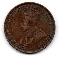 Jersey / KM 12 / 1/12 Shilling 1923 / TTB - Jersey