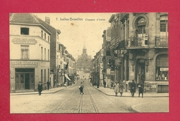 C.P. Ixelles = Chaussée  D'  Ixelles - Ixelles - Elsene