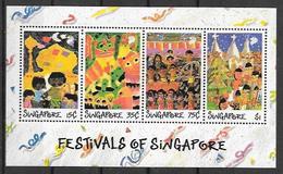 Singapour N° Bloc 22 YVERT NEUF ** - Singapour (1959-...)