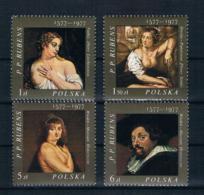 Polen 1977 Gemälde Mi.Nr. 2467/500 Kpl. Satz ** - 1944-.... République