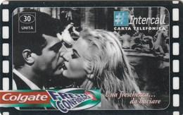 COLGATE - Una Freschezza... Da Baciare - (1) - Schede GSM, Prepagate & Ricariche