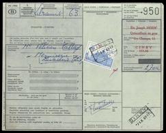 1964, Belgien, Pa 57, Briefst. (1686015263) - Belgien