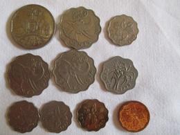 Swaziland: 6 Coins 1974 - 2015 - Swaziland