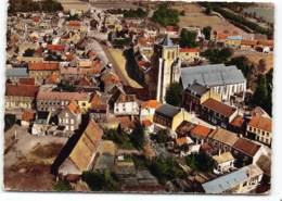 Wormhout. Vue Generale Aerienne. Eglise St Martin .  Edit Cim. CPSM GF - Wormhout