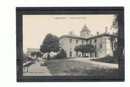 01 - AMBERIEU - Château De Tiret  - 3309 - France