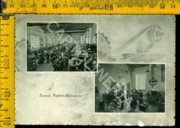 Verona Città Istituto Don Bosco (piccole Spellature) - Verona