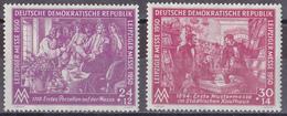 Gs_ DDR - Mi.Nr. 248 - 249 - Postfrisch MNH - [6] Oost-Duitsland