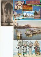 Zuid - Africa / South Africa : Durban ---- 12 Cards - Afrique Du Sud