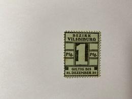 Allemagne Notgeld Vilsbiburg 1 Pfennig - Collections