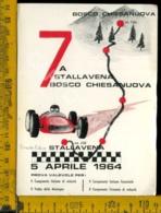 Verona Bosco Chiesanuova 7a Stallavena 5 Aprile 1964 (difetto) - Verona