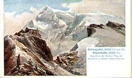 Ortlergipfel Und Die Payerhütte - Non Classificati