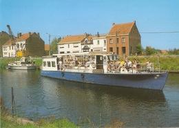 Nieuwpoort : Rondvaart Jean Bart III - Nieuwpoort