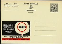 Publibel Neuve N° 1321  ( Les Maladies Vénériennes Vous Menacent  !!!) - Publibels