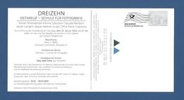 Xx07xx ★★ DIALOGPOST - AK DREIZEHN, OSTKREUZ - SCHULE FÜR FOTOGRAFIE - Kunstverein Wiligrad E.V. Lübstorf 2020 - Marcophilie - EMA (Empreintes Machines)