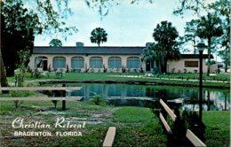 Florida Bradenton Christian Retreat Conference Grounds Modern Dining Hall - Bradenton