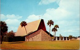 Florida Bradenton First Church Of God 1970 - Bradenton