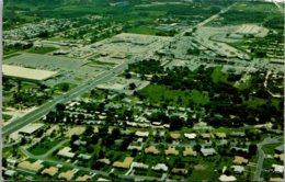 Florida Bradenton Aerial View Of Cortez Plaza 1973 - Bradenton