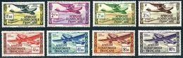 Afrique Equatoriale Française French Equatorial Africa 1937 Poste Aérienne Latécoere Laté-300 Couzinet - Avions