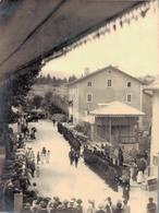 J38 - Photo Originale - 14 Juillet 1911 - Revue Des Troupes Aux Rousses - Jura - Oorlog, Militair