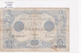 Billet De 5 Francs Bleu Du 13/05/1916 Gémeaux - W.11860 Alph 892 @ N° Fayette : 2.39 - 1871-1952 Circulated During XXth