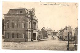 SIVRY  Hotel Communal Et Grand'Rue - Sivry-Rance
