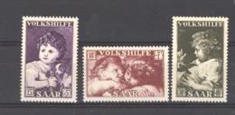 Sarre  :  Yv  323-25  ** - 1947-56 Gealieerde Bezetting