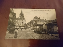 Grand 'place, Halte Du Tramway - Douai