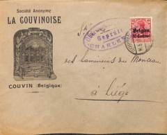 Couvin, La Couvinoise - [OC1/25] Gouv. Gén.