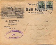 Hal, Brussel, Devos - [OC1/25] Gouv. Gén.