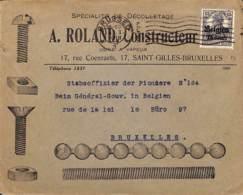 Brussel, Roland Decolletage - [OC1/25] Gouv. Gén.