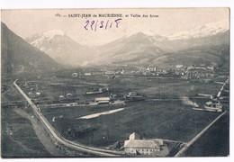 SAINT JEAN De MAURIENNE  73  Une Vue De La Vallée Des Arves . 1918 - Saint Jean De Maurienne