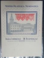MOSTRA FILATELICA BOPHILEX 1958 - Esposizioni